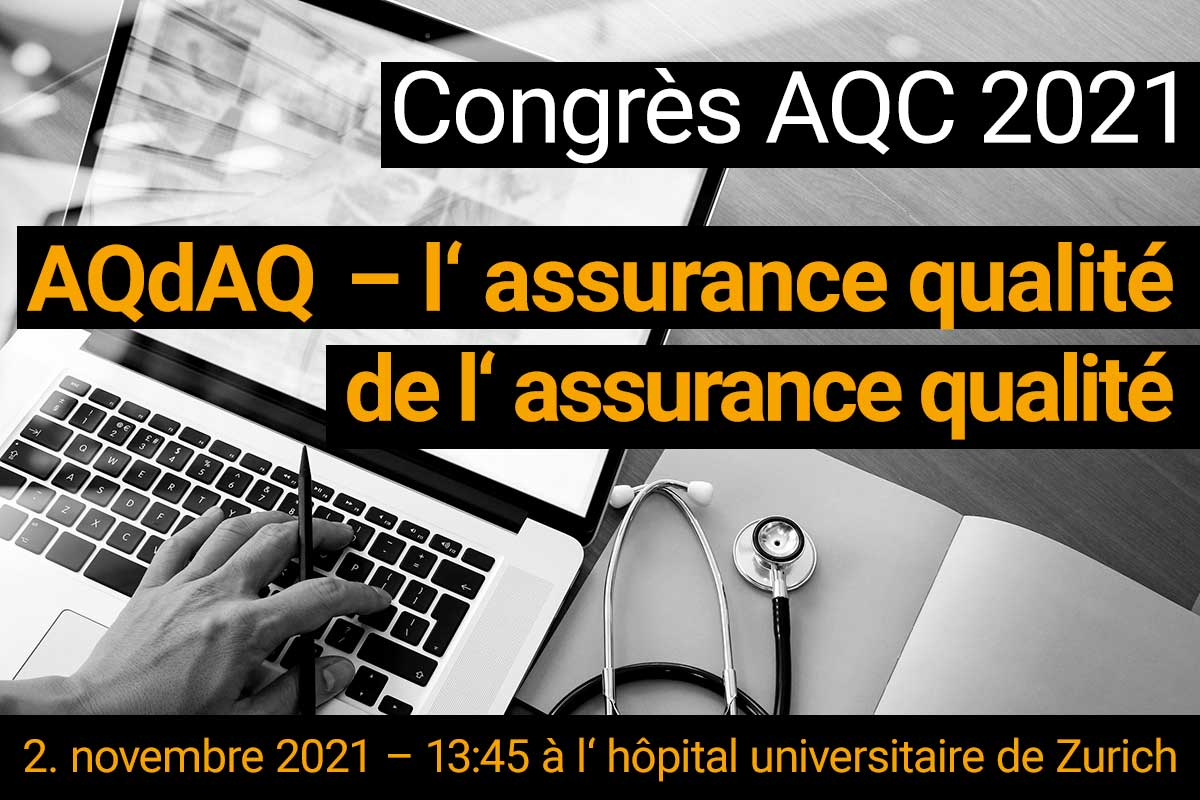 Le congrès AQC 2021